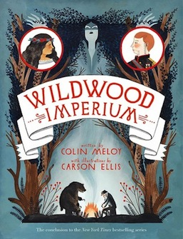 Wildwood Imperium Colin Meloy
