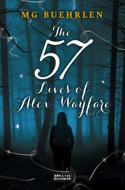 The 57 Lives of Alex Wayfare M.G. Buehrlen