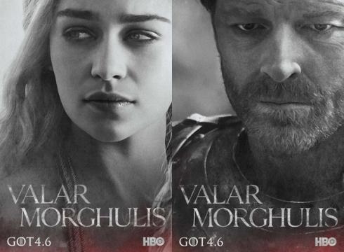 Valar Morghulis Daenerys Jorah