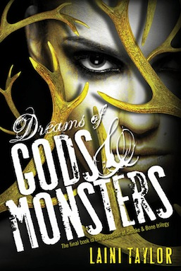 Dreams of Gods & Monsters Laini Taylor
