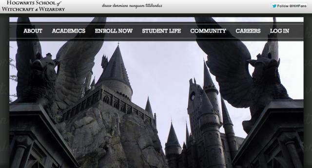 Hogwarts Online Courses