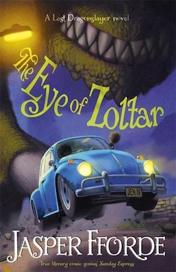 The Eye of Zoltar Jasper Fforde