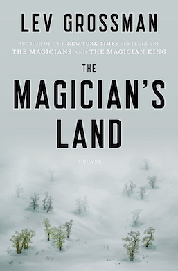 The Magicians Land Lev Grossman