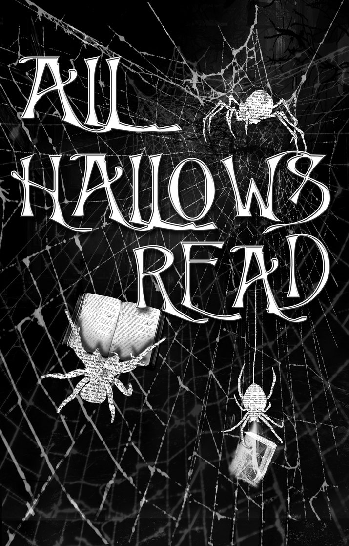All Hallows Staining: All Hallow's Read