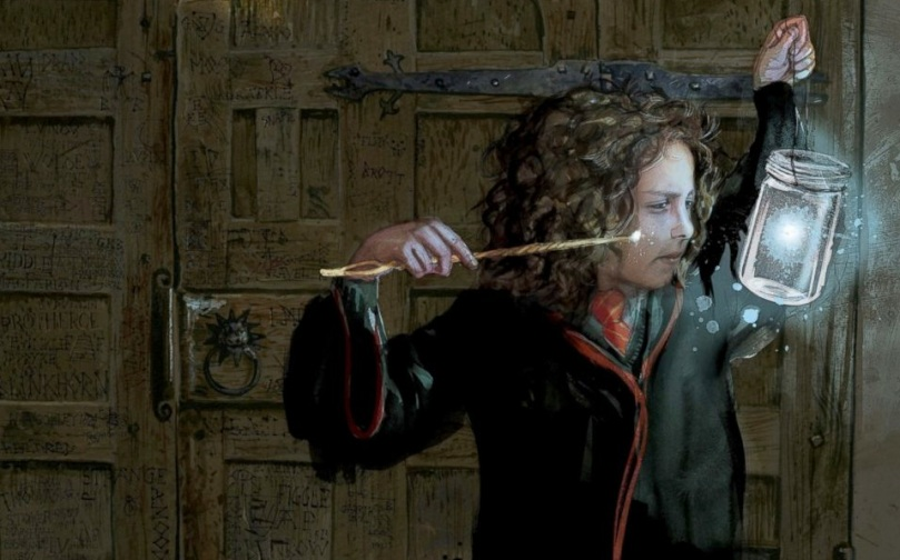 Hermione Illustrated
