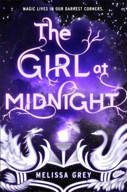The Girl at Midnight Melissa Grey