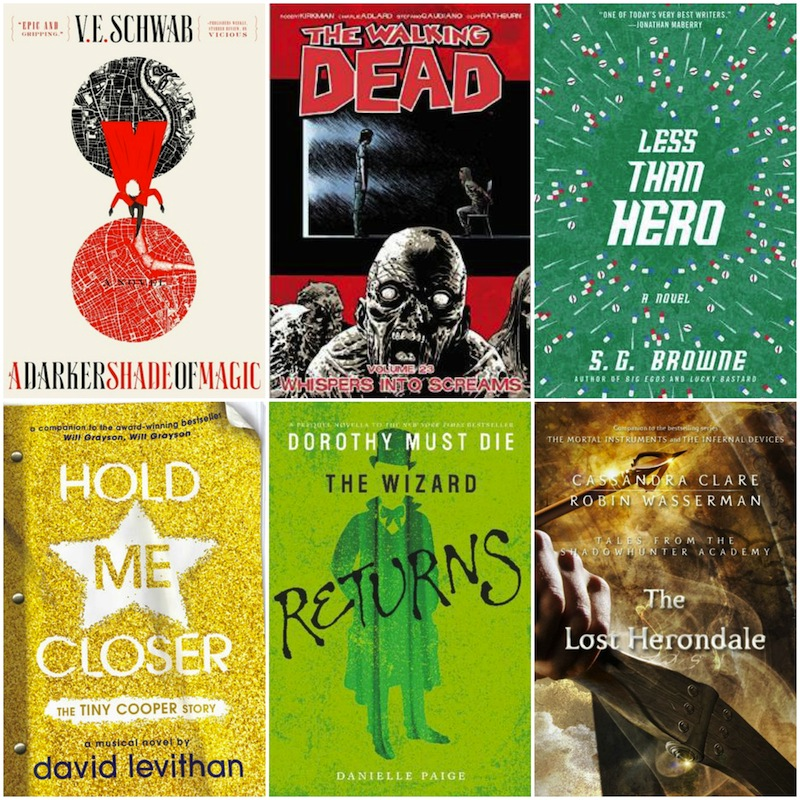 March 2015 Reading List