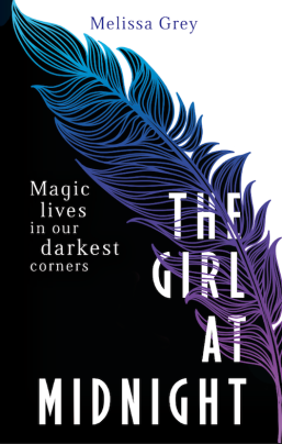 The Girl at Midnight UK