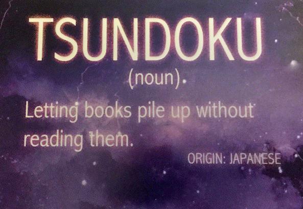 Tsundoku Meaning