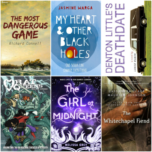 April 2015 Reading List