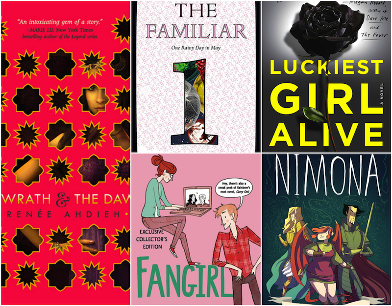 New Book Releases May 12 2015