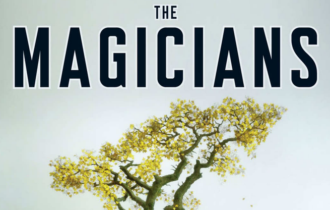 The Magicians Lev Grossman