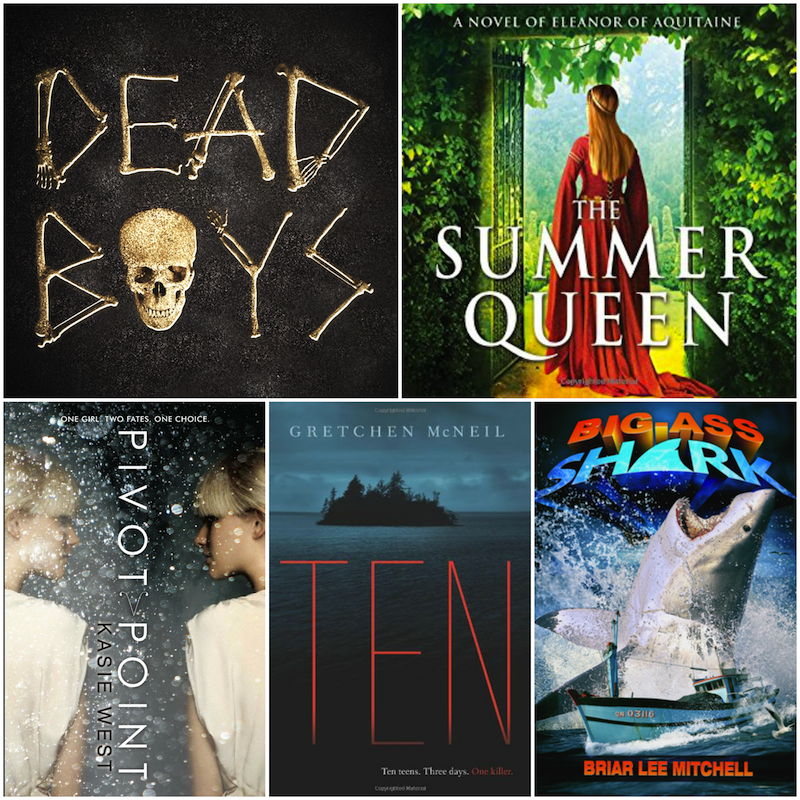 June 2015 Book Haul - Kindle