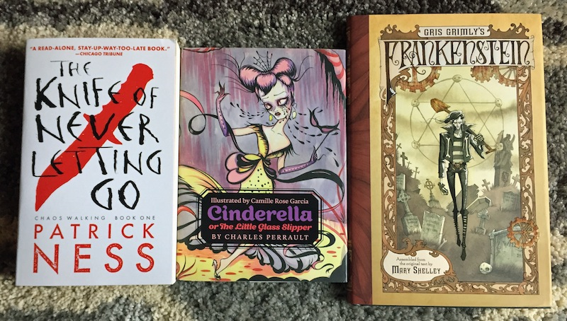 June 2015 Book Haul