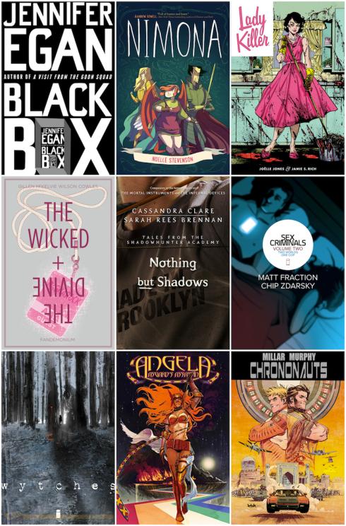 June 2015 Reading List