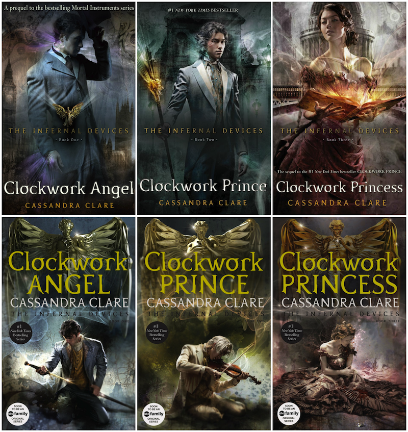 the mortal instruments book series books