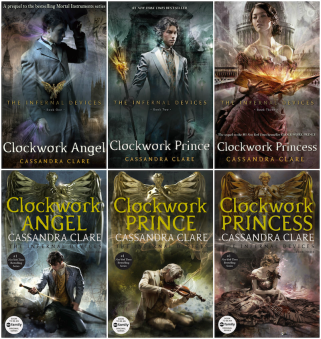 Image result for cassandra clare covers