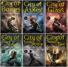Image result for the mortal instruments series
