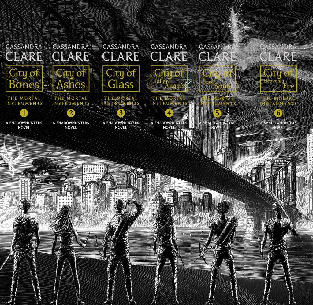 The Mortal Instruments Book Covers Book Cover Battle: '...