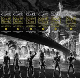 Image result for the mortal instruments covers