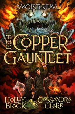 The Copper Gauntlet Holly Black Cassandra Clare