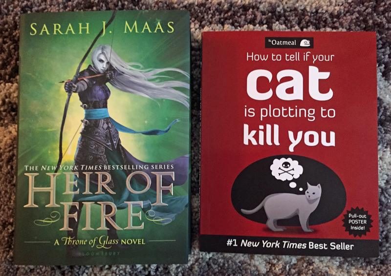September 2015 Book Haul
