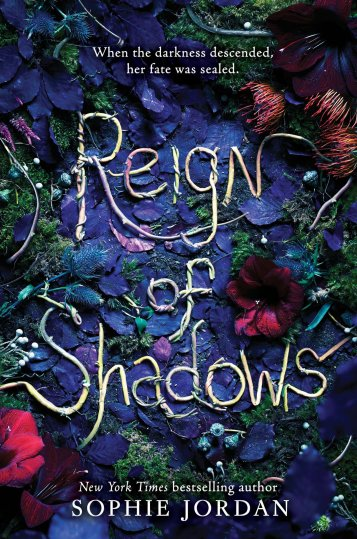 Reign of Shadows Sophie Jordan Cover