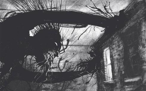 A Monster Calls Art