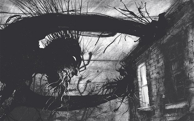 A Monster Calls Art