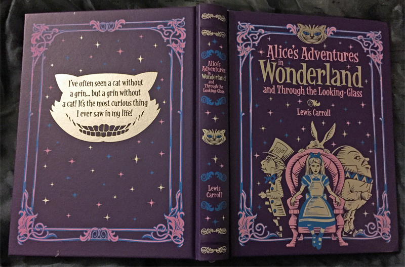 Antyki i Sztuka Children's Classics Collectible New Illustrated Deluxe Box Set Alice Wonderland