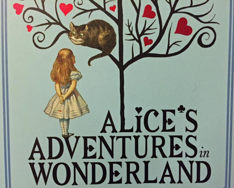 Alice Wonderland Macmillan 150