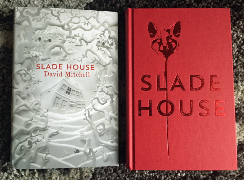 Slade House Cover Book Haul