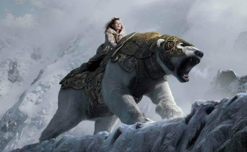 His Dark Materials Polar Bear
