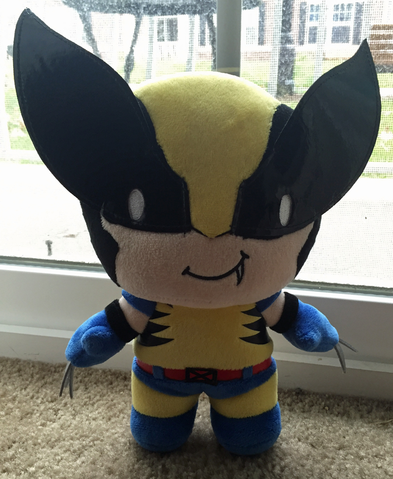 Wolverine Plush