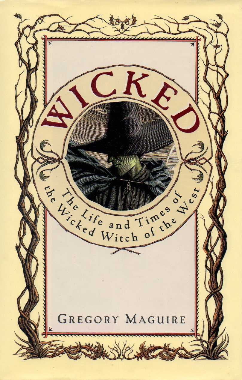 Wicked Gregory Maguire Original Cover