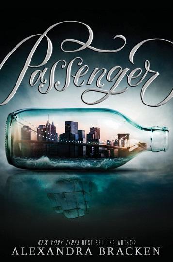 Alexandra Bracken Passenger Cover