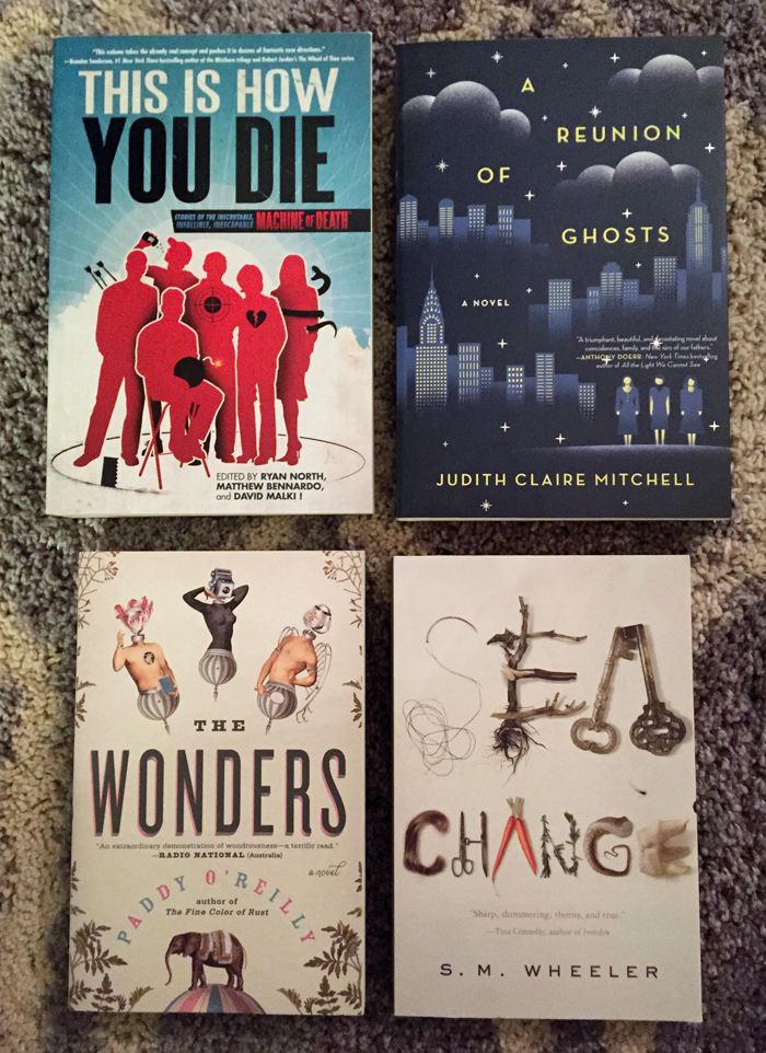 Book Outlet Black Friday Haul 3