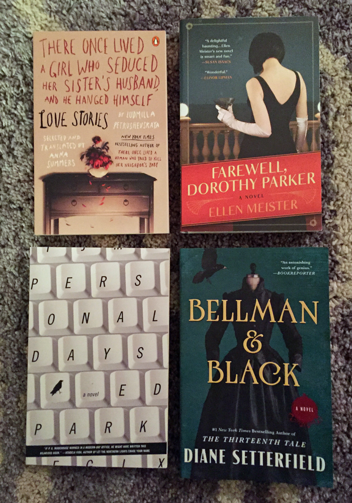 Book Outlet Black Friday Haul 4
