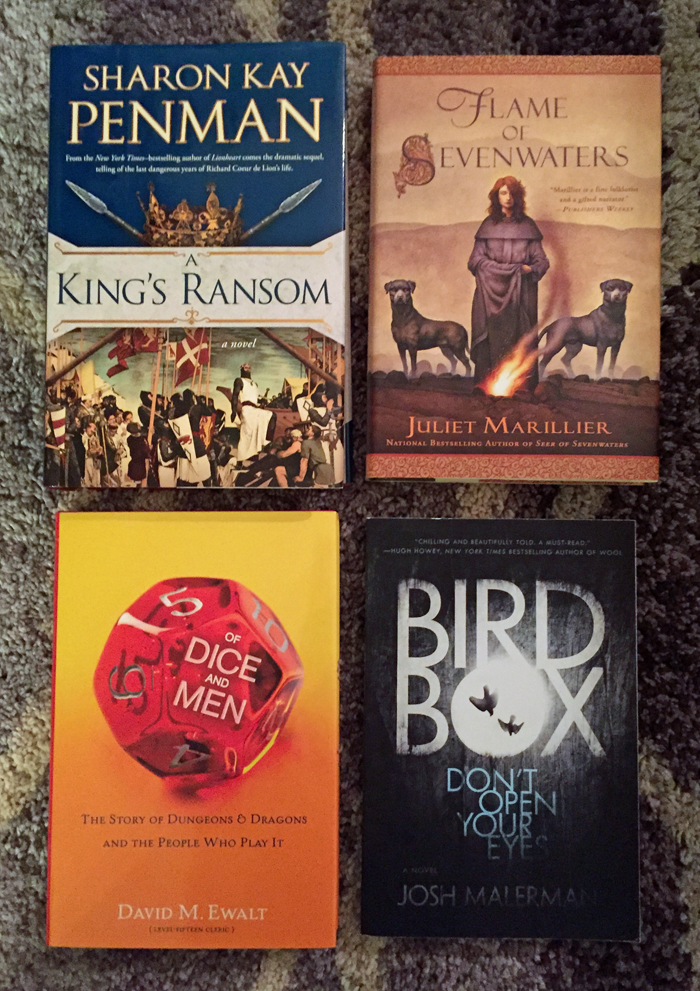 Book Outlet Black Friday Haul 6