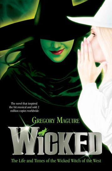 Wicked UK Book Cover