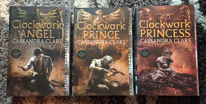 Infernal Devices Redesign Covers