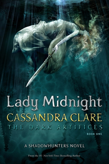 Lady Midnight Cassandra Clare Cover