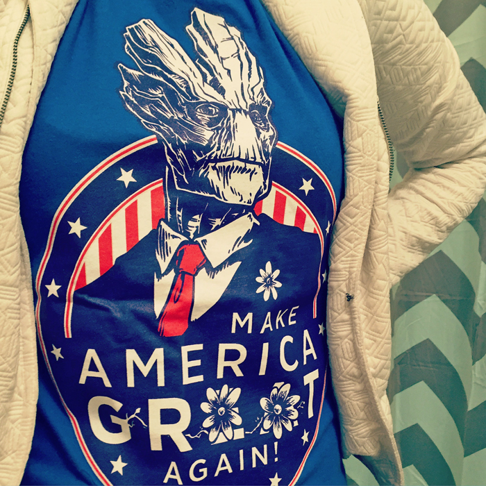 Make America Groot Again Shirt
