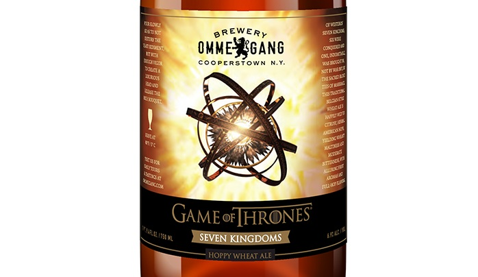 Ommegang Seven Kingdoms Game of Thrones Beer