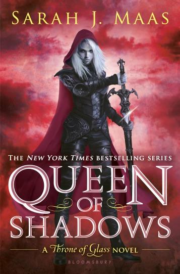 Queen of Shadows Cover Sarah J Maas