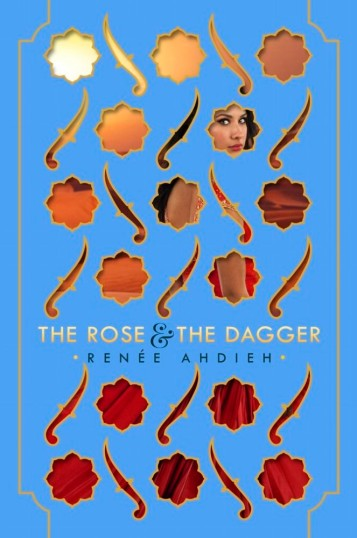 Rose and the Dagger book Cover