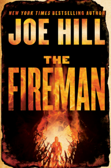 The Fireman Joe Hill Cover
