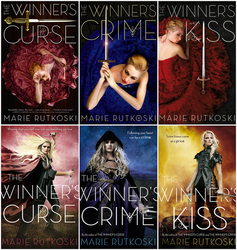 Book Cover Series S : Book cover battle 'the winner s trilogy by marie