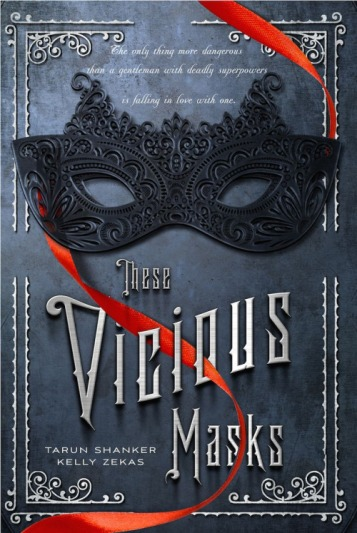 These Vicious Masks Book Cover