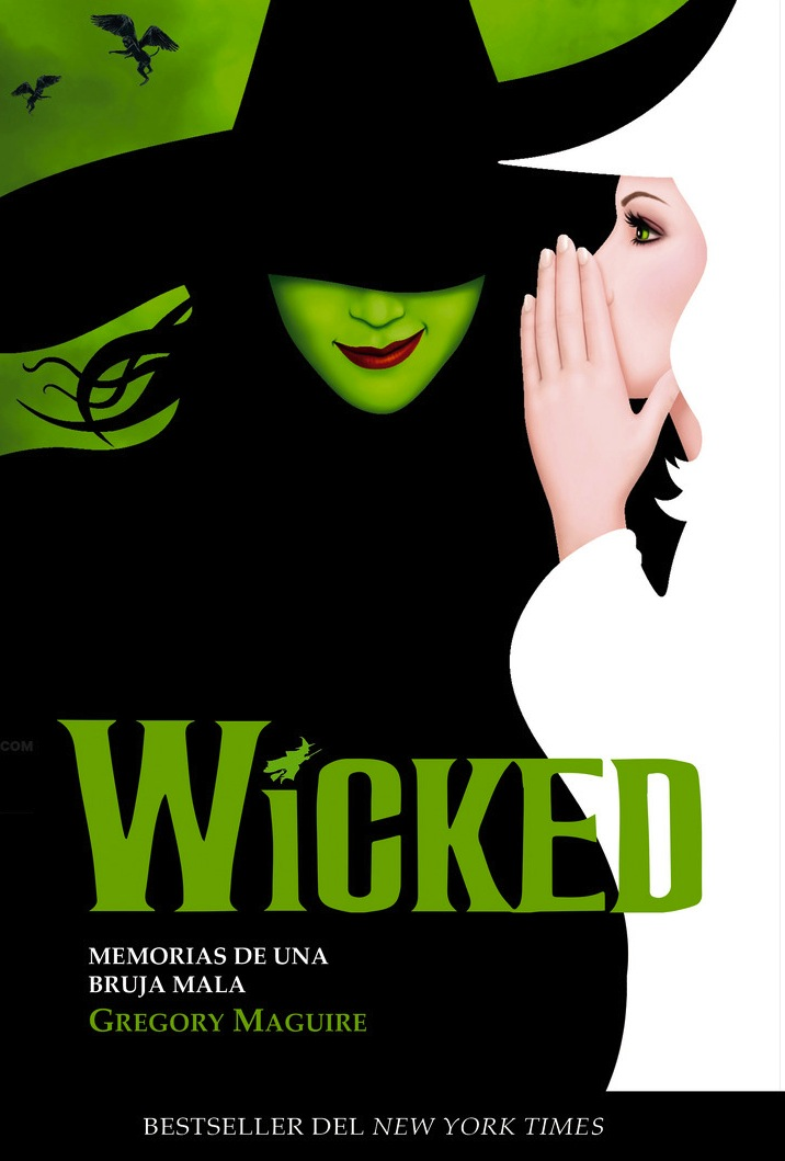 Wicked Gregory Maguire Cover
